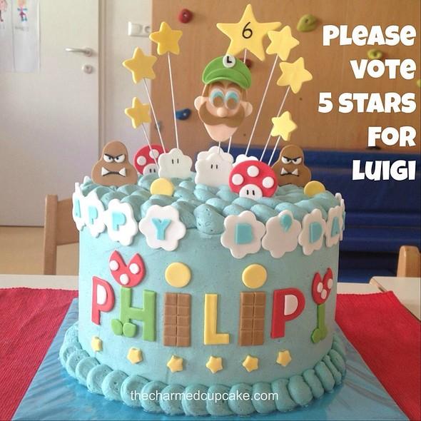 Luigi Birthday @ Home