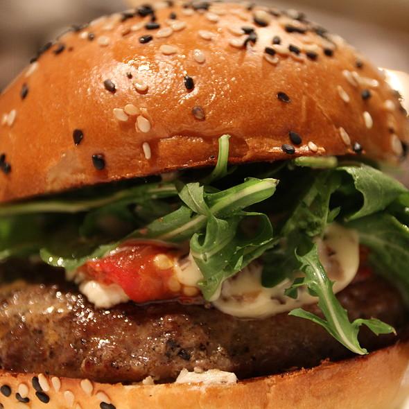 Euro Burger @ Gordon Ramsay BurGR