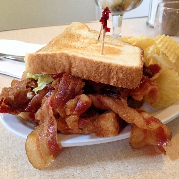 Heart Stopping BLT @ Crown Candy Kitchen