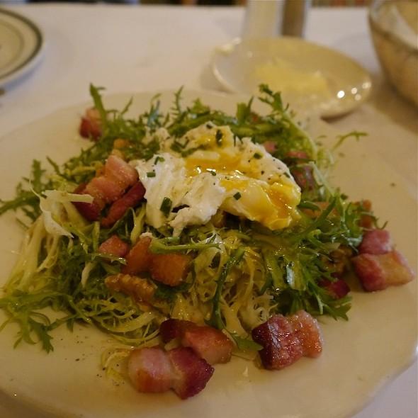 Frisee Salad @ Le Charlot