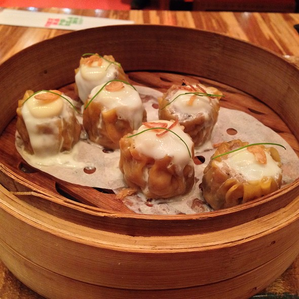 Quail Egg Dim Sum @ China Poblano