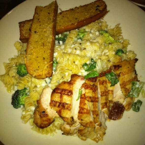 Chicken Pasta @ BJ's Restaurants