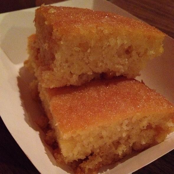 Ann's Cornbread Bibingka