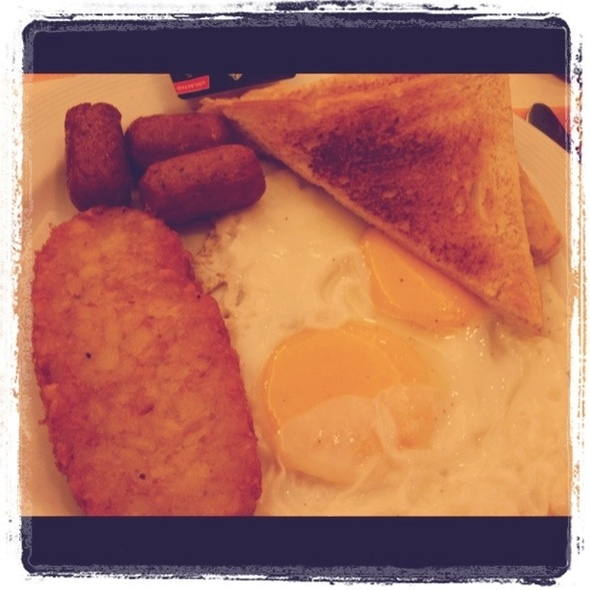 Country Breakfast @ Pancake House