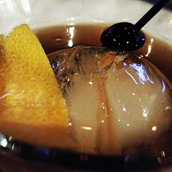Edison Oldie Cocktail @ Edison: Food+Drink Lab