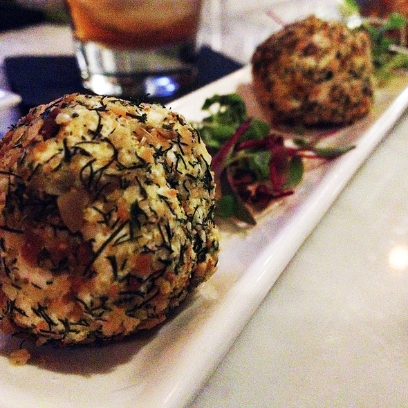 Goat Cheese Truffles @ Edison: Food+Drink Lab