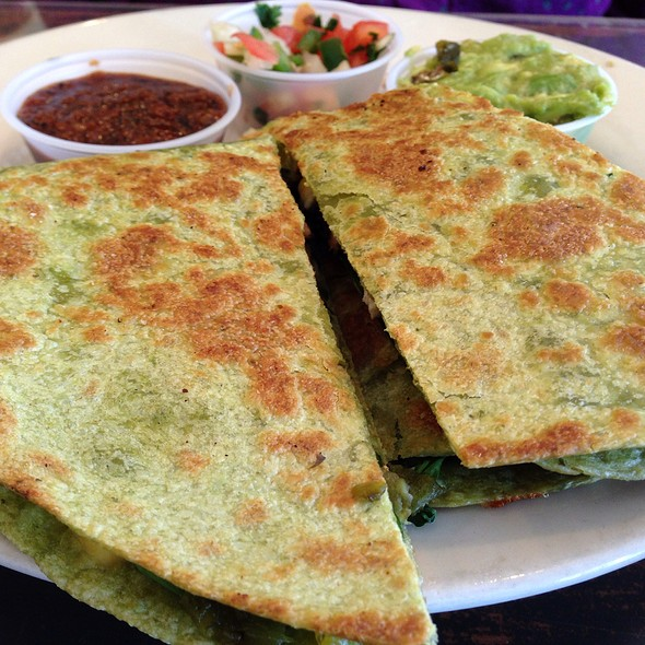 Cafe Quesadillas @ Highlands Cafe