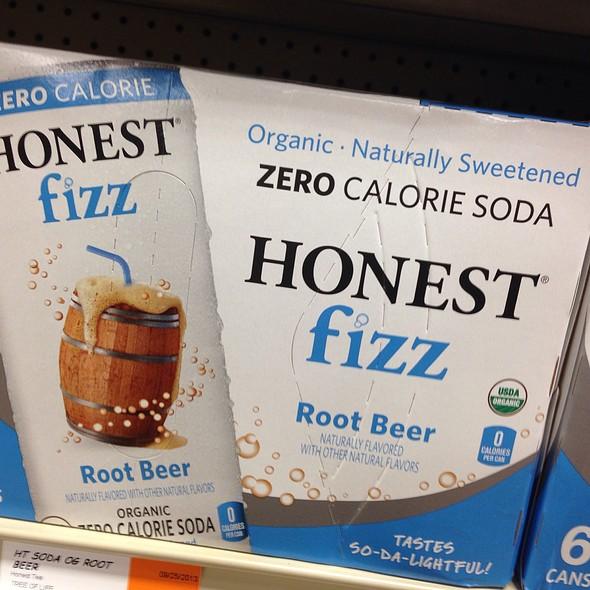 Honest Fizz Root Beer