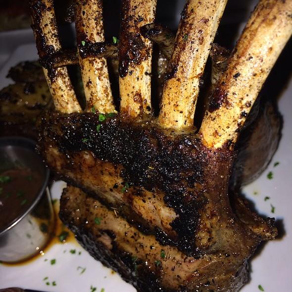 New Zealand Rack Of Lamb - Grillfish Miami Beach, Miami Beach, FL