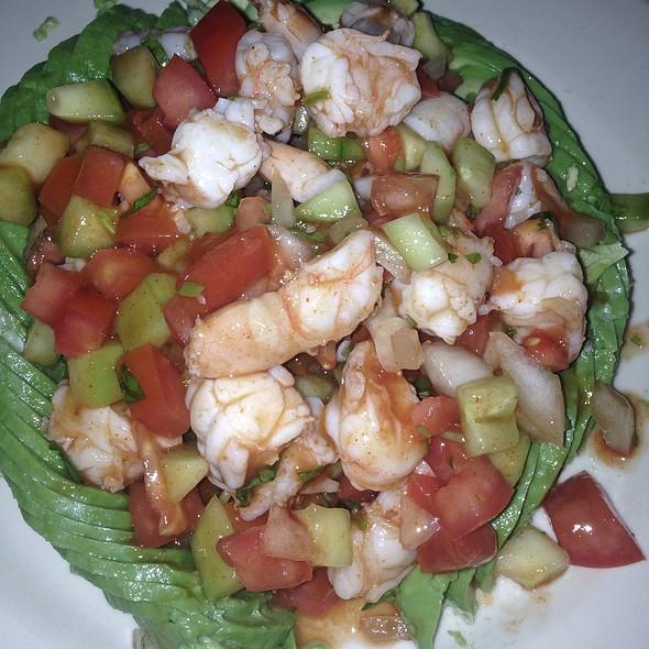 Shrimp Canasta @ Talpa