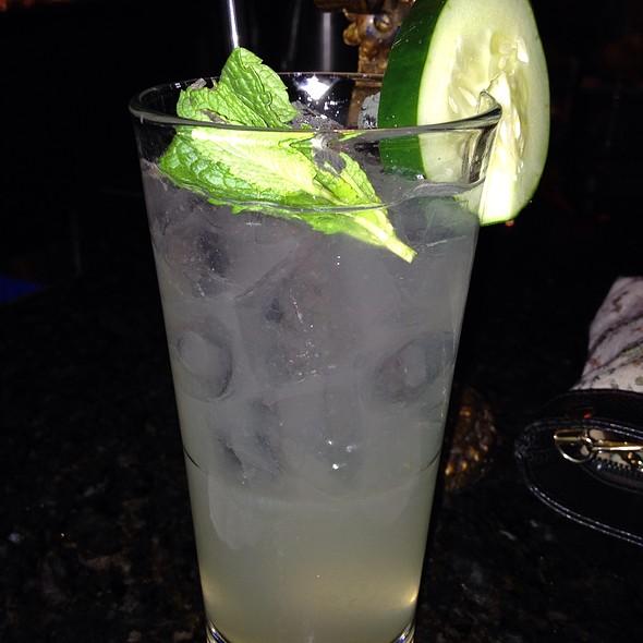 Elderflower Spritz - Cin-Cin Wine Bar, Los Gatos, CA