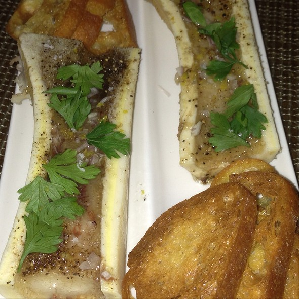 Roasted Bone Marrow - Grace - Portland, Portland, ME