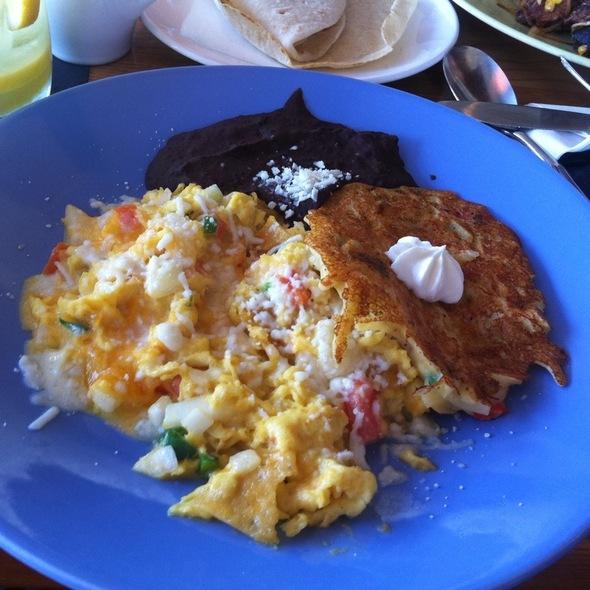 migas @ South Congress Cafe