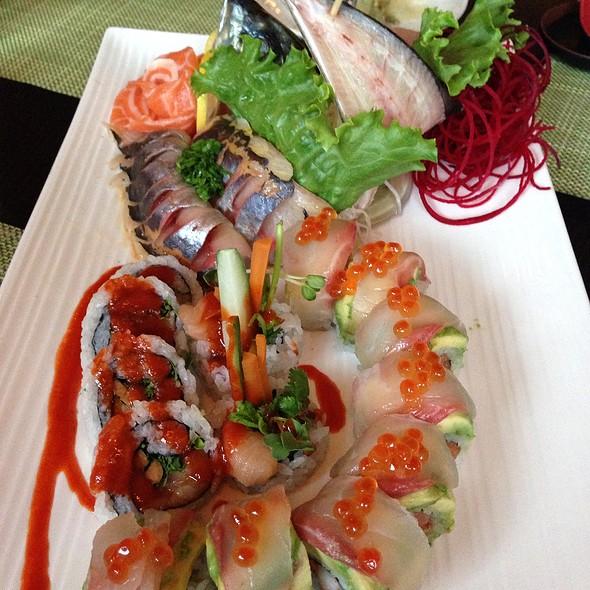Chef's Special @ masu sushi & robata