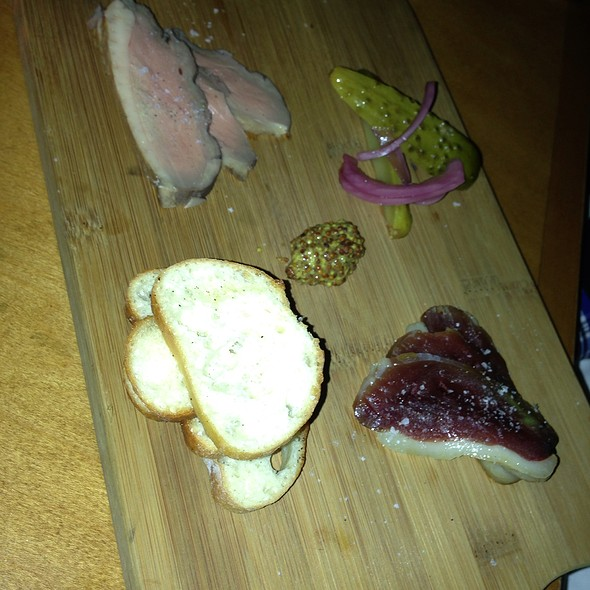 Duck Prosciutto - Wine Bar - Toronto, Toronto, ON