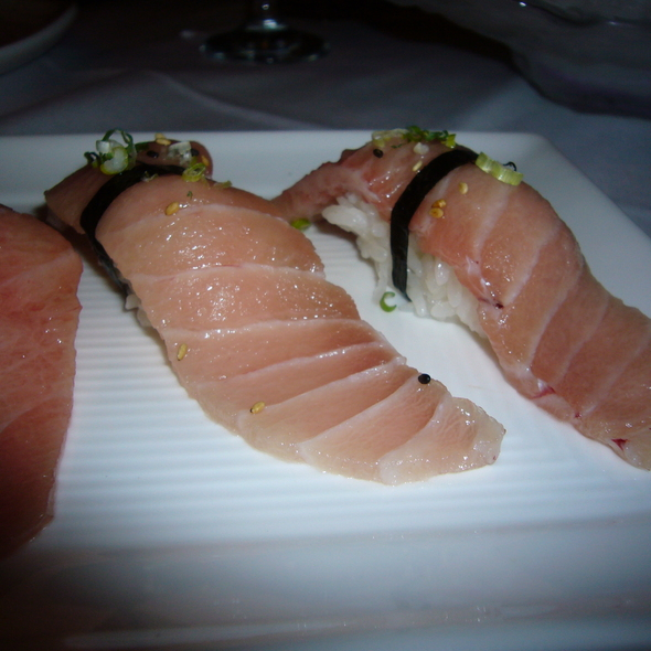 Toro Sushi @ Shogun Bey Lea