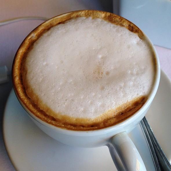Cappuccino - Caffe Roma, Beverly Hills, CA