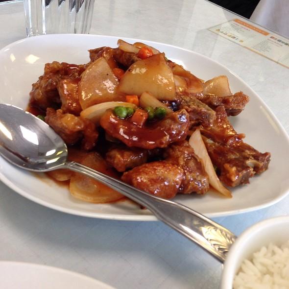 Peking Pork Chop @ Ka Mei
