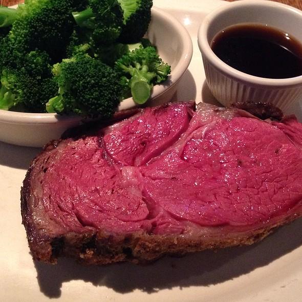 Prime Rib @ Blue Ridge Grill
