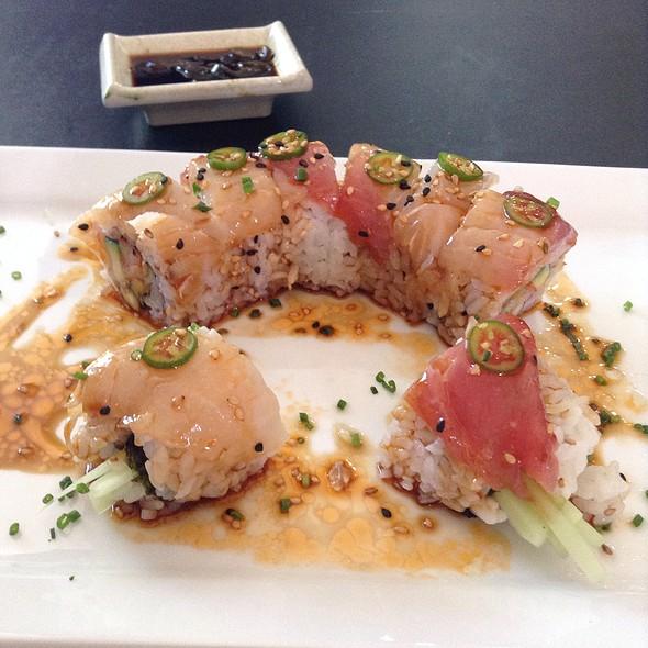 Serranito Roll @ Maguro Sushi