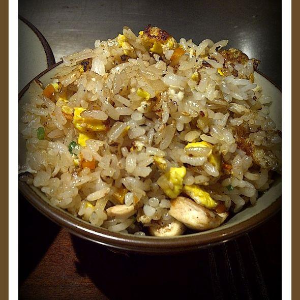 Chicken Fried Rice @ Benihana