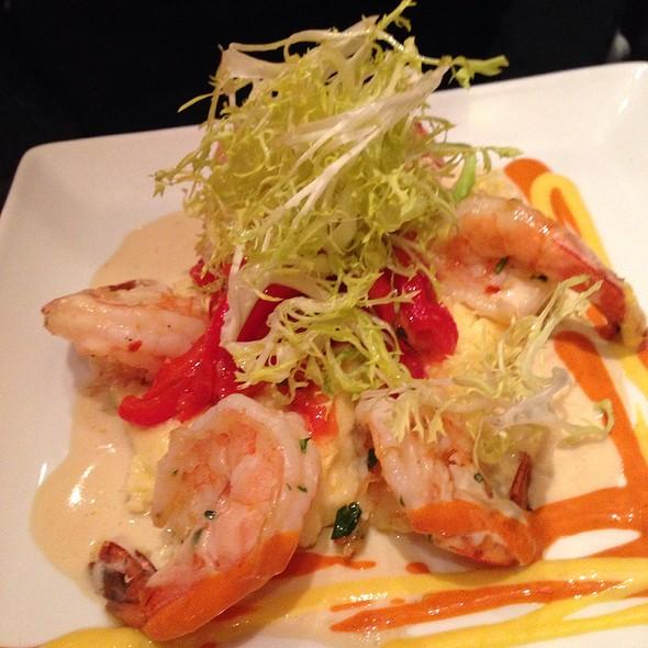 Shrimp, Polenta, And Frisee - Kil@Wat, Milwaukee, WI