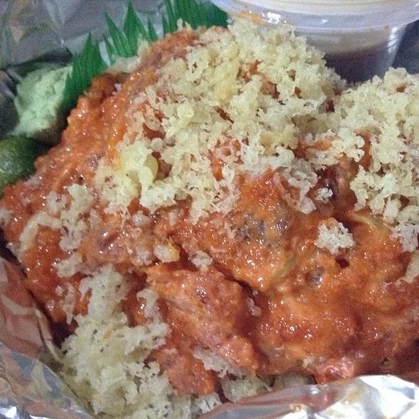 Spicy Toro Sashimi @ Nihonbashitei