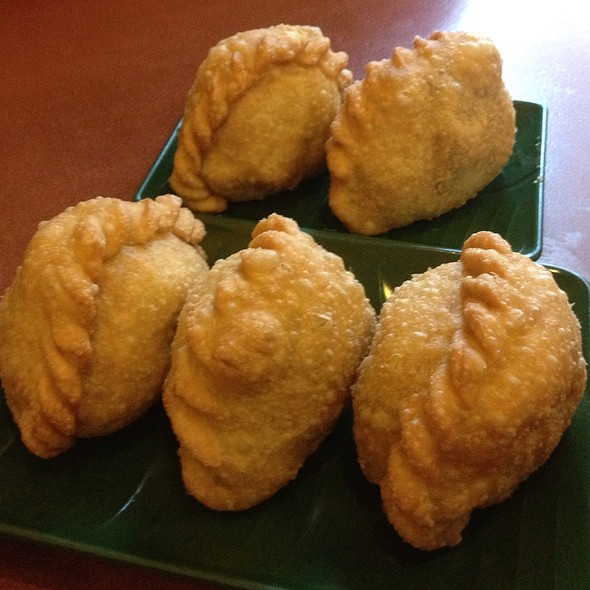 Curry Puff @ Albee's Kitchen
