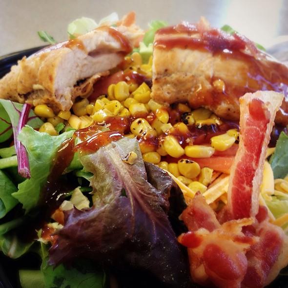 BBQ Chicken Salad @ Wendy's