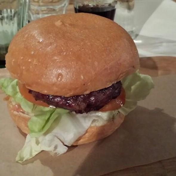 Hamburger @ Ham Holy Burger