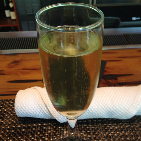 Champagne - LARK on the Park, Dallas, TX