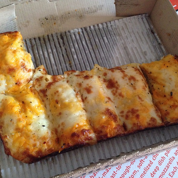 Cheese Bread @ Little Caesars
