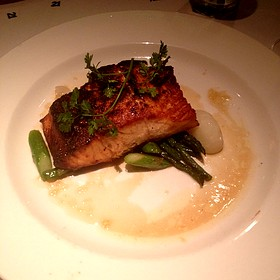 Salmon - The Capital Grille - Fort Worth, Fort Worth, TX