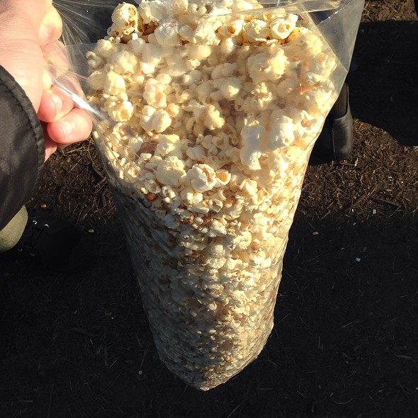 Small Kettle Corn @ Sever's Corn Maze