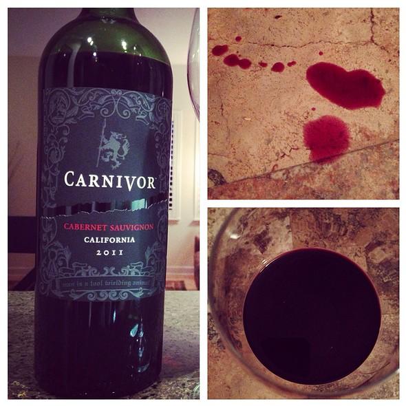 Carnivor Cabernet @ La Casa Nostra