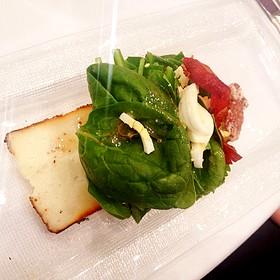 Arrowhead Spinach Salad