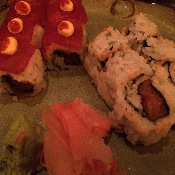 Sushi - Jia - Teppan Tables - Beau Rivage, Biloxi, MS