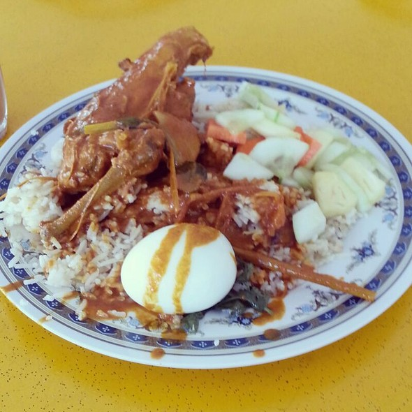 Nasi Kandar Ayam @ Nasi Kandar Satu M