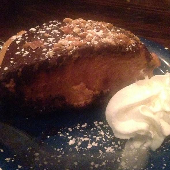 Peanut Butter Pie @ Dinosaur Barbecue