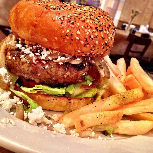 Yanni S Greek Cafe Murphy Menu