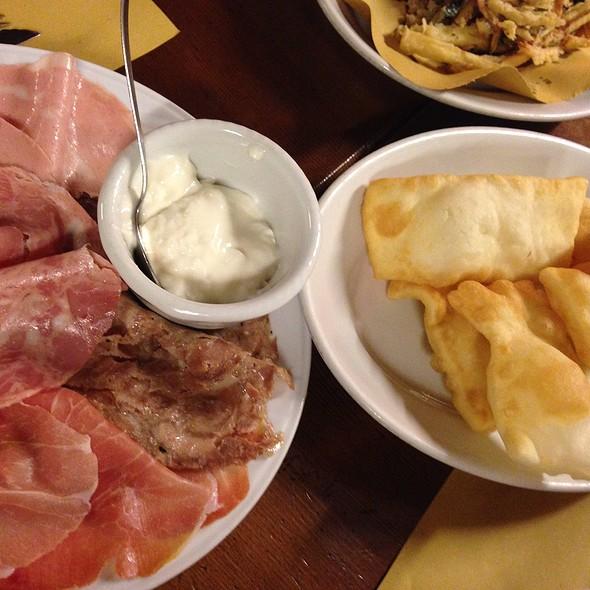 Trattoria del rosso menu bologna bologna foodspotting for Il rosso bologna menu