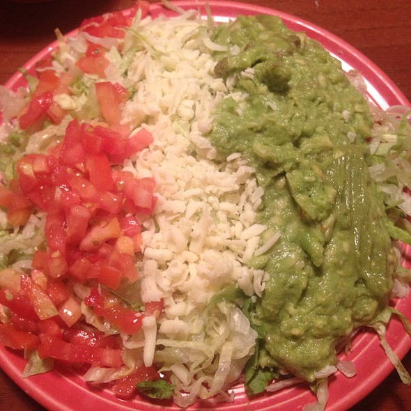 Guacamole Salad @ Laredo Mexican Grille
