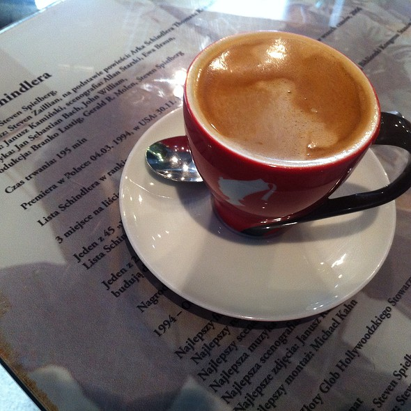 Coffee @ Film Cafe