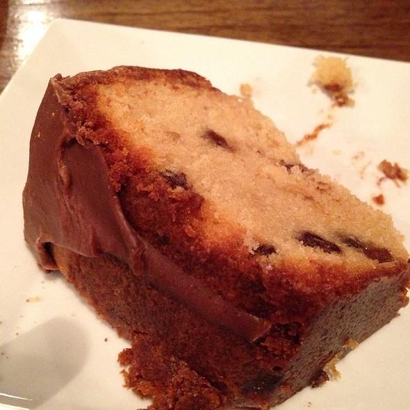 Peanut Butter Poundcake