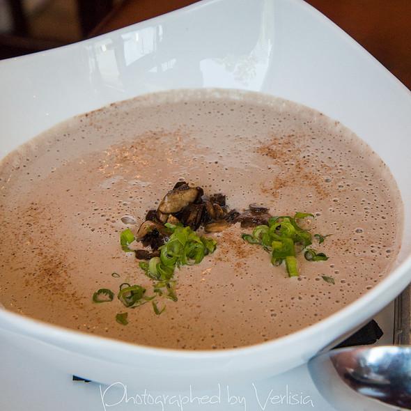 Creamy Mushroom Soup - SunCafe, Studio City, CA