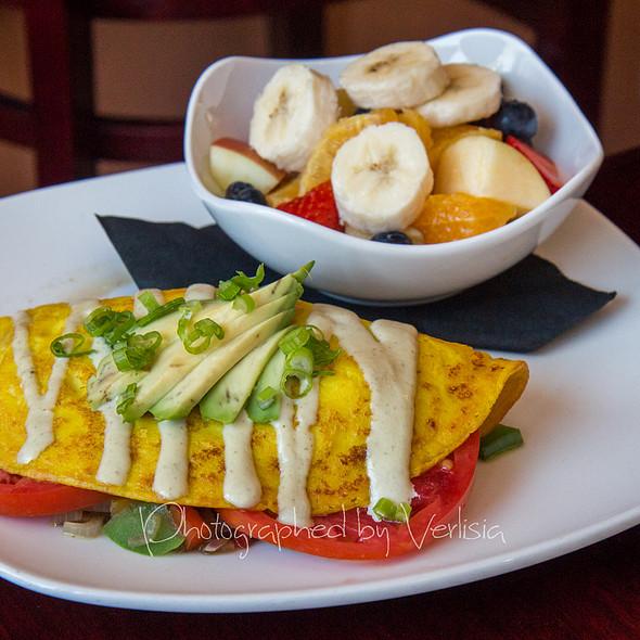 The Omelette - SunCafe, Studio City, CA