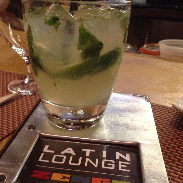 Mojito Cockta - Zengo - D.C., Washington, DC