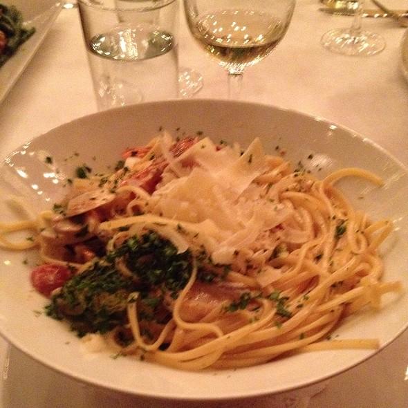 Shrimp Pasta - Paris 66, Pittsburgh, PA