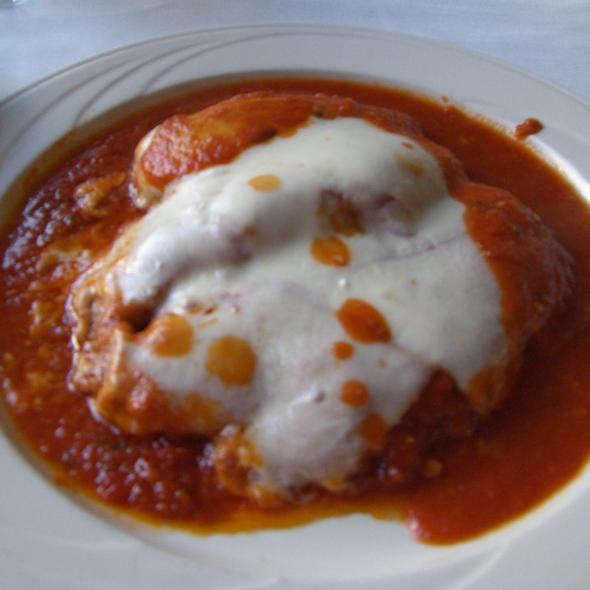 Chicken Parmesan @ Pasta Mia