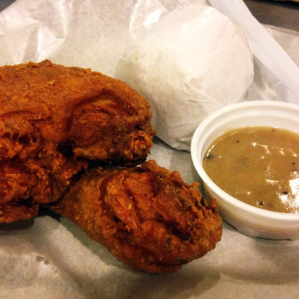 Fearless Fried Chicken
